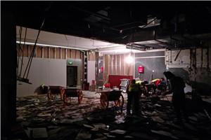 室内大型混泥土墙拆除如何施工?