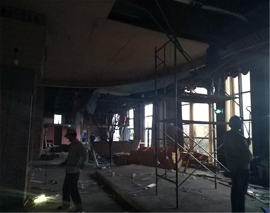 成都厂房拆除钢结构厂房拆除专业公司