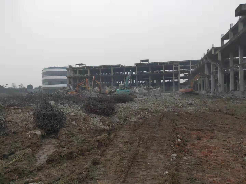 成都房屋拆除整体楼栋拆除烂尾楼拆除公司