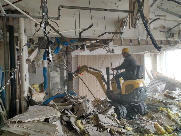 成都室内装修拆除公司