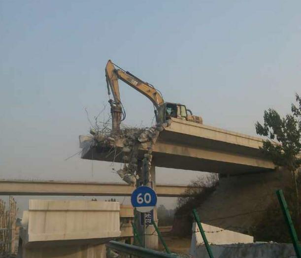 成都桥梁拆除切割专业公司