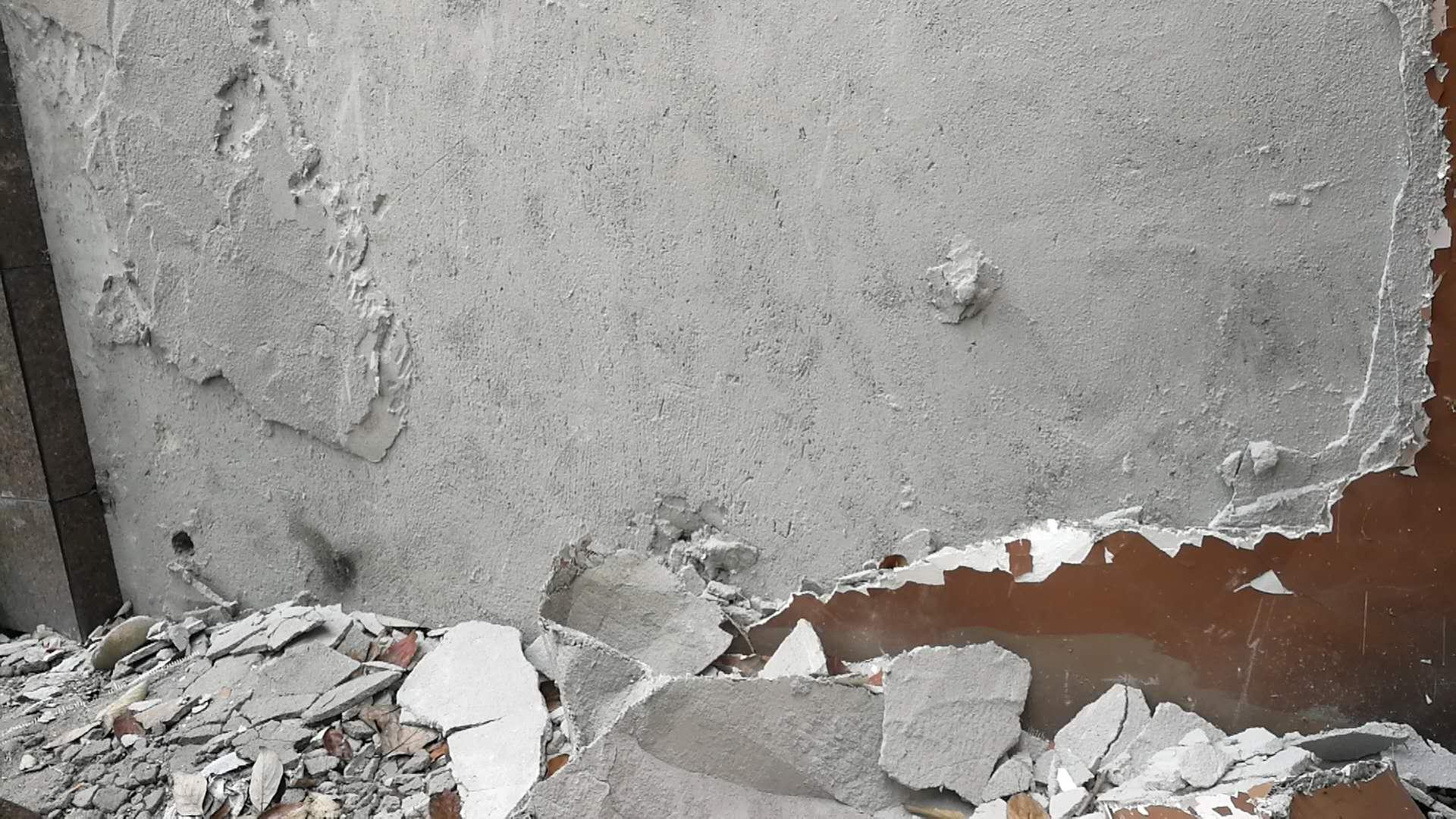 成都专业外墙拆除公司外墙保温瓷砖拆除清运