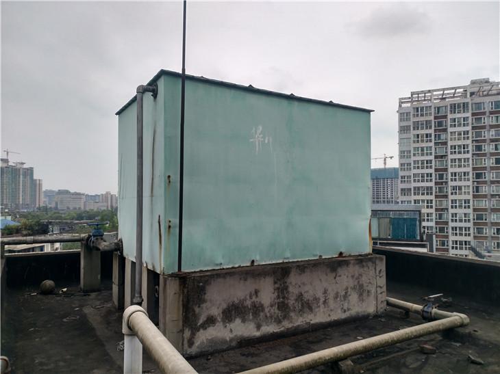 成都楼顶水箱拆除清运公司