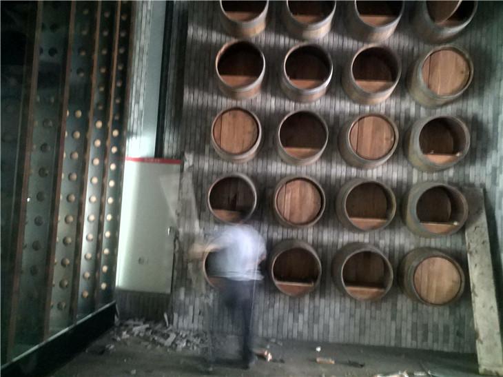 成都银泰中心in99商场拆除清运恢复清水打围