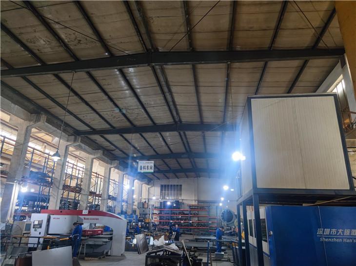 厂房拆除公司战狼拆除医疗设备有限公司厂房拆除前期勘察